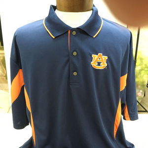 Auburn University PGA Tour Men's Polo Golf Shirt